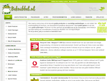 Tablet Preview of beknibbel.nl